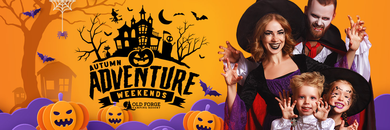 Halloween 2020 Close To Me Halloween Autumn Adventure – Old Forge Camping