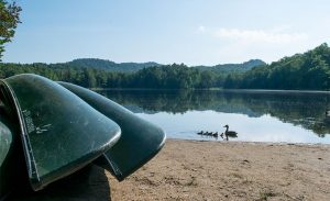 Lake Serene at Old Forge Camping Resort