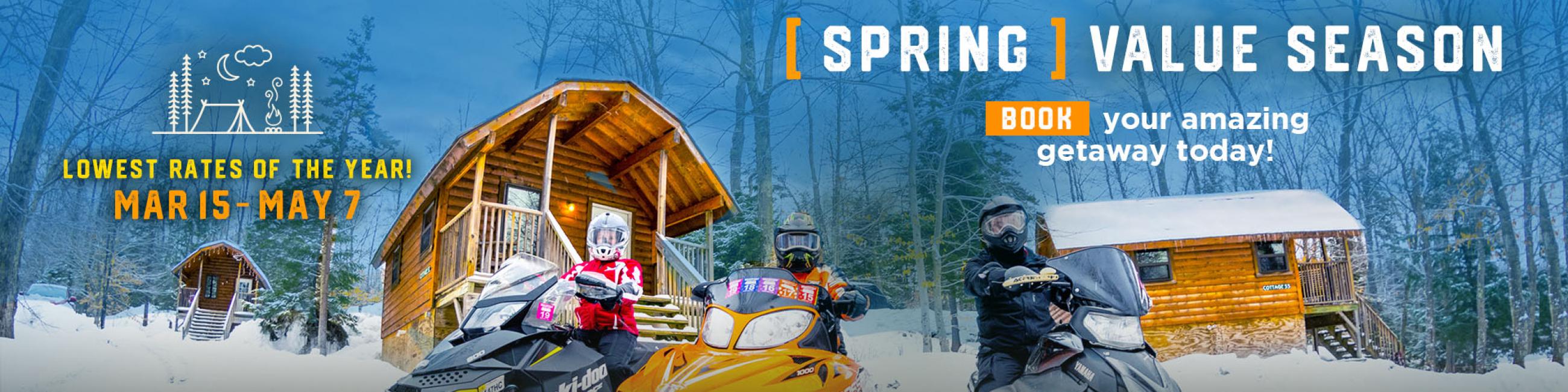 OFCR Spring Value Season