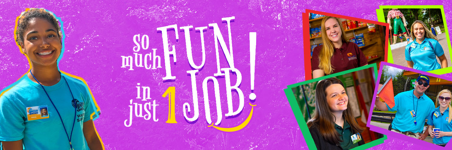 Why not get paid for having fun?! Apply Today!