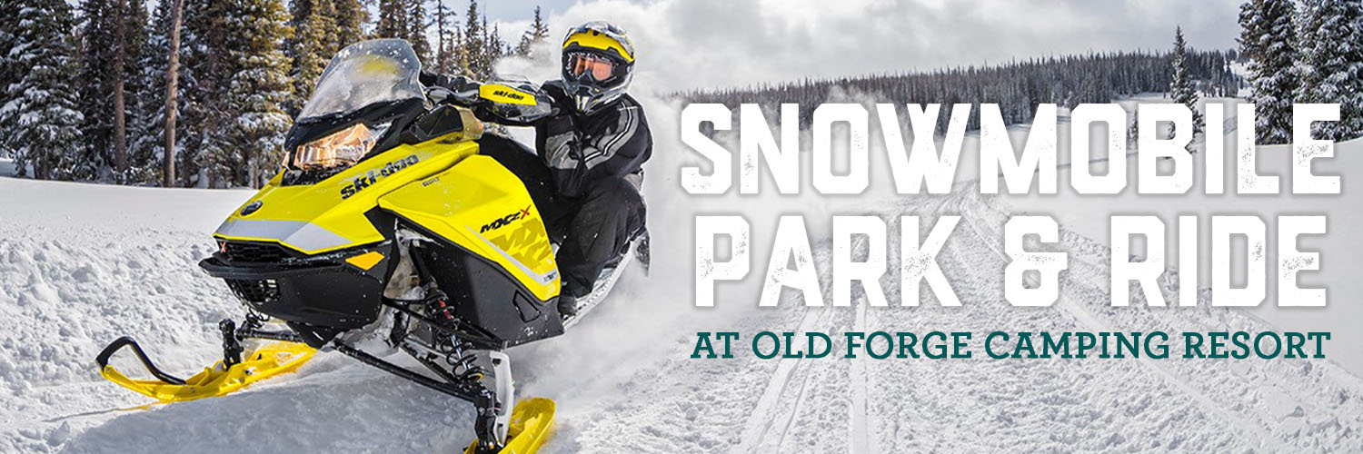 Snowmobile Park & Ride
